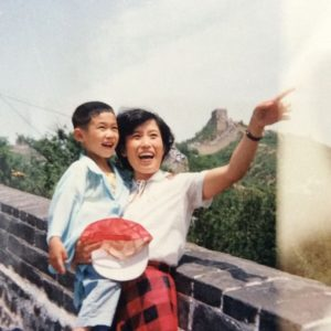 Family Vacation To The Great Wall Of China