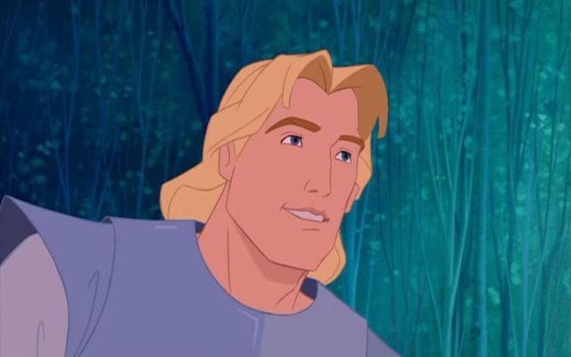 male fairytrail character - john smith